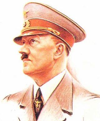 Supra V. Адольф Гитлер