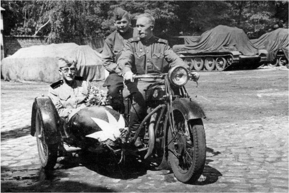 Трофей. Германия. 1945 г.