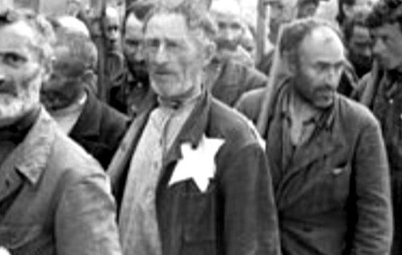 Район Минского гетто. Осень, 1941 г.