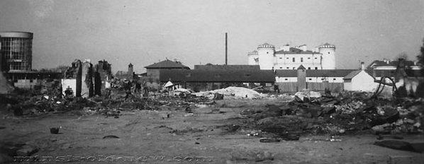 «Володарка». Осень, 1941 г.