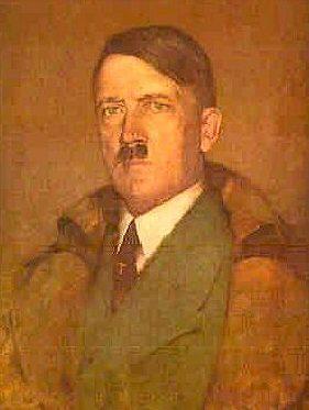 Troupe K. Адольф Гитлер.