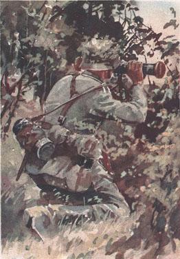 Willrich Wolfgang. Артиллерист.