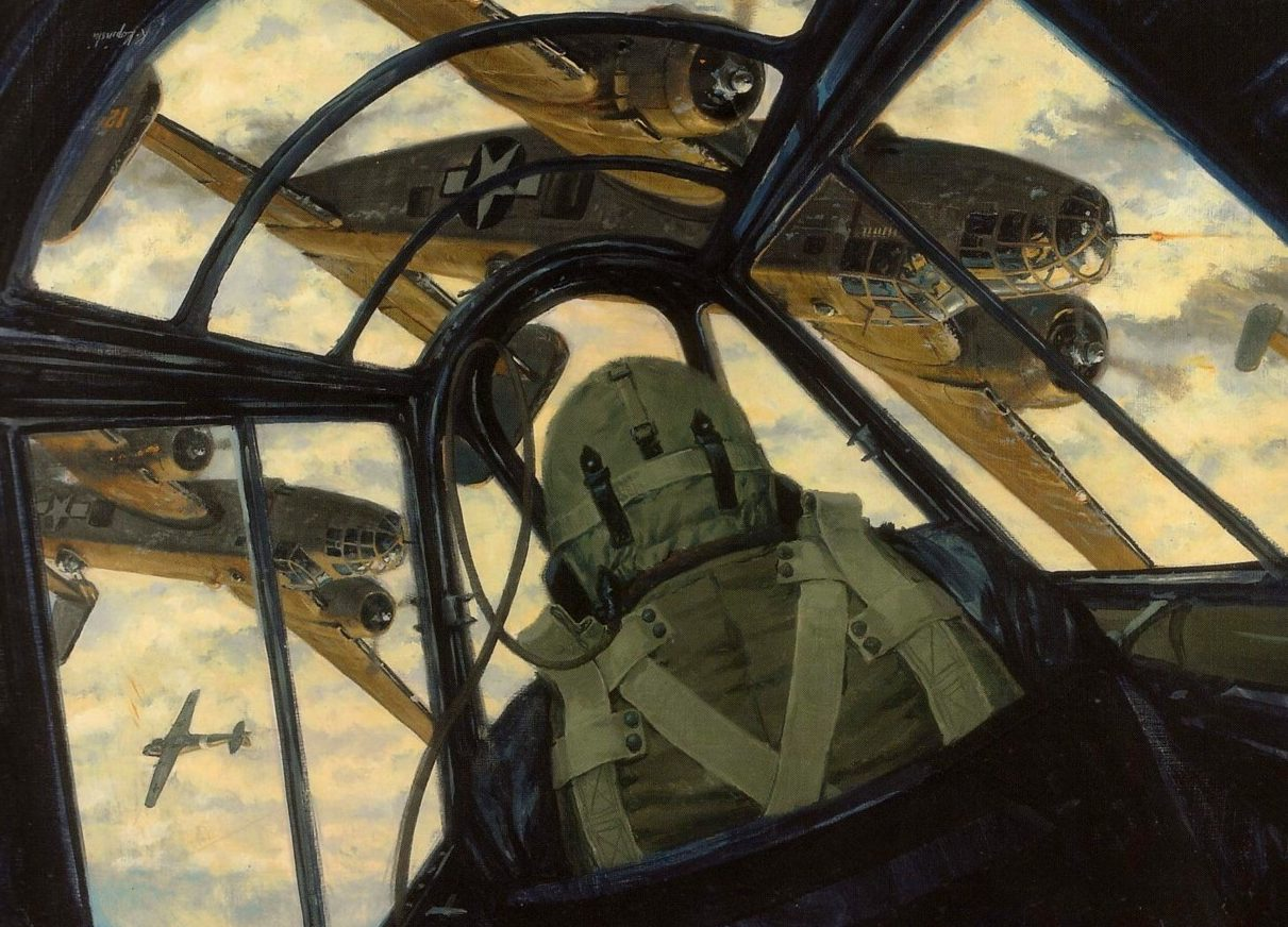 Kopinski Karl. Бомбардировщик Б-25 «Mitchell».
