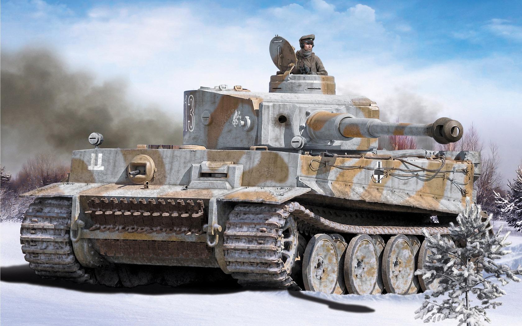 Петелин Валерий. Тигры в снегу.