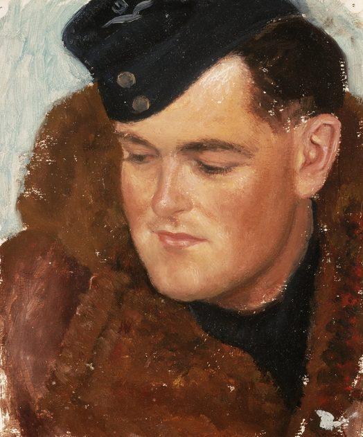 Bowen Stella. Пилот Ronald Warfield.