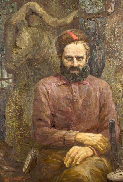 Лабенюк Леонид. Отец.