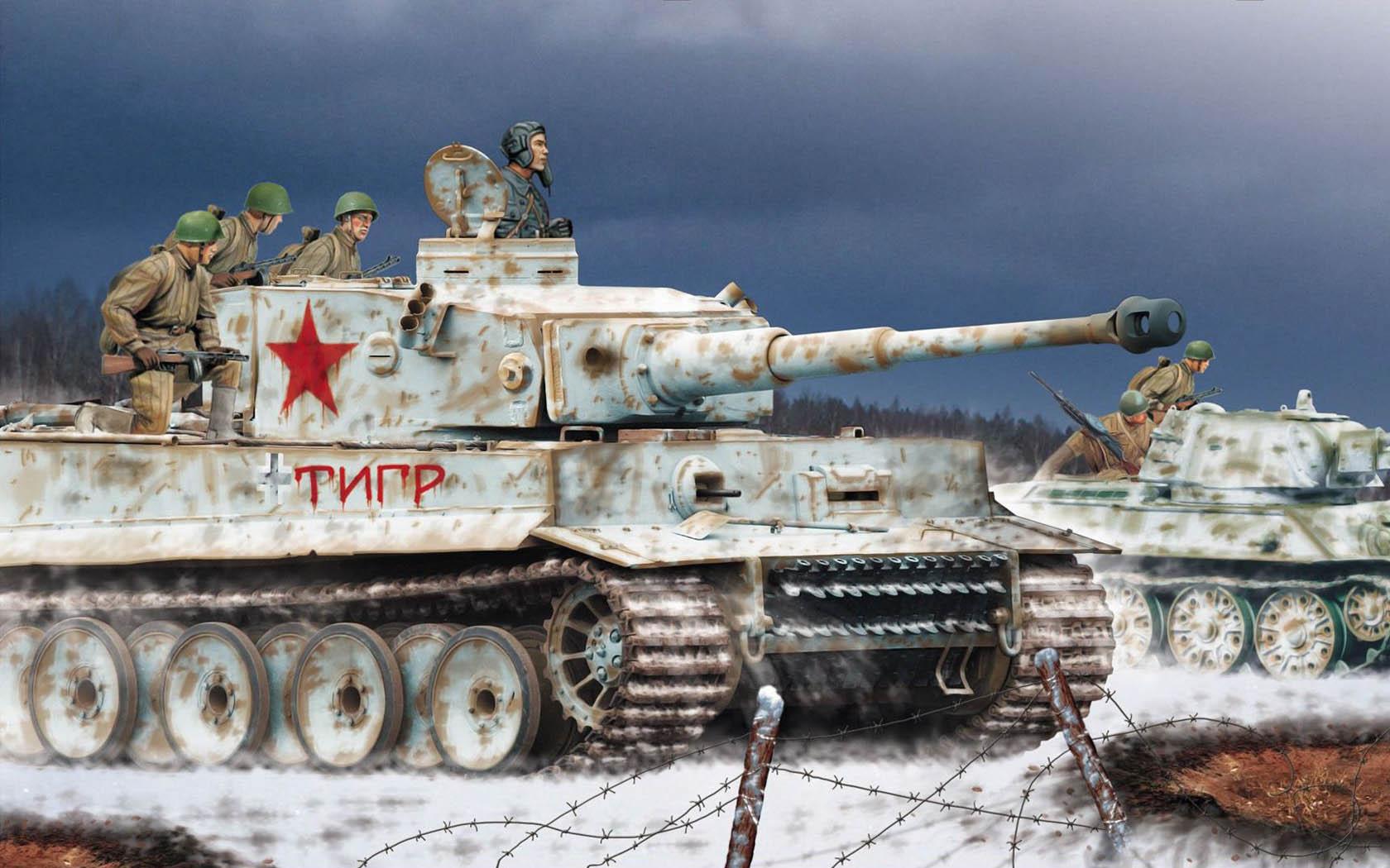 Петелин Валерий. Советский тигр.