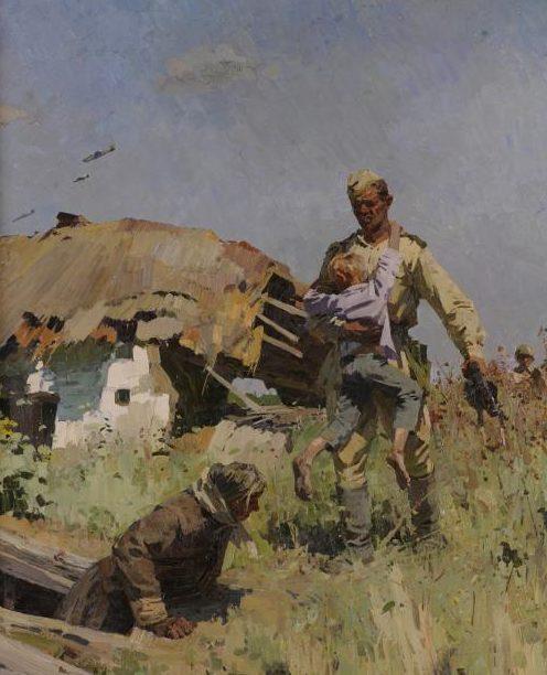 Савостьянов Федор. Освобождение.