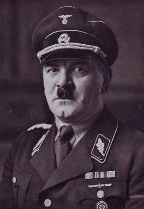 Юлиус Шрек – первый начальник охраны Гитлера.