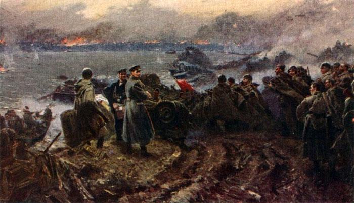 Дмитриевский Виктор. Сталинград.
