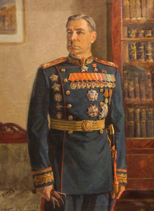 Преображенский Борис. Маршал Говоров.