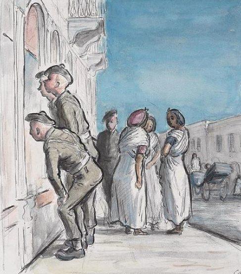 Ardizzone Edward. Улица Tripoli.