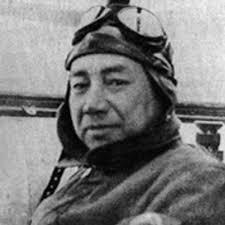 Летчик-камикадзе Ониши Такахиро. 1944 г.