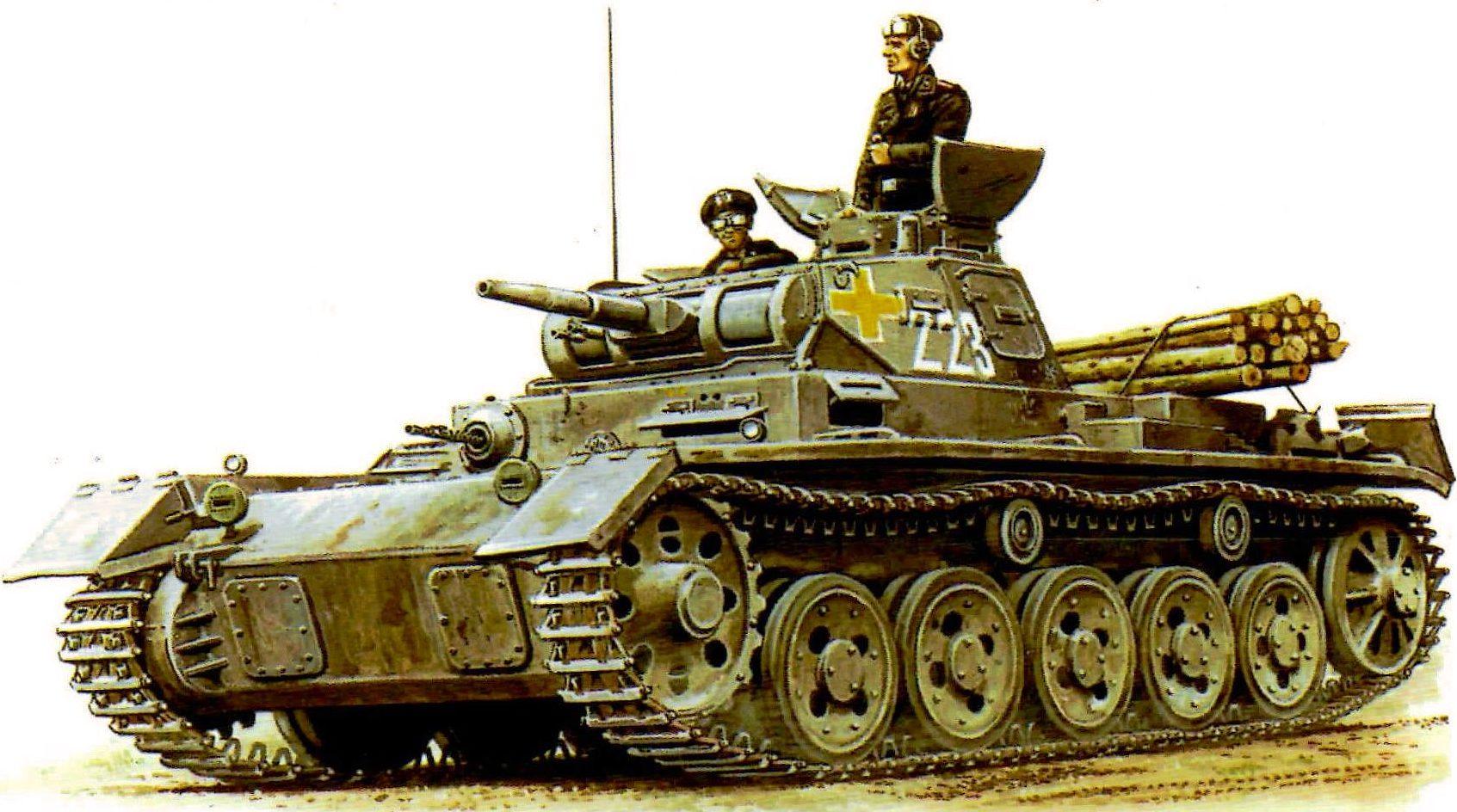 Smith David. Танк Panzer III Ausf. А.