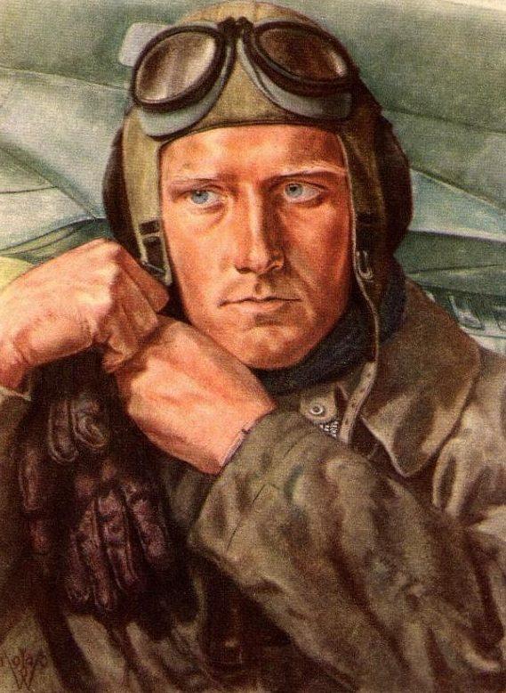 Willrich Wolfgang. Капитан Knapp.