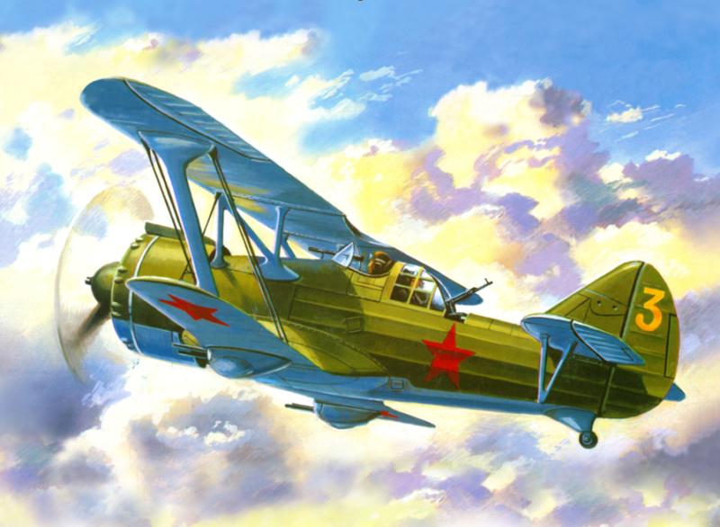 Руденко Валерий. Штурмовик Ди-6Ш.