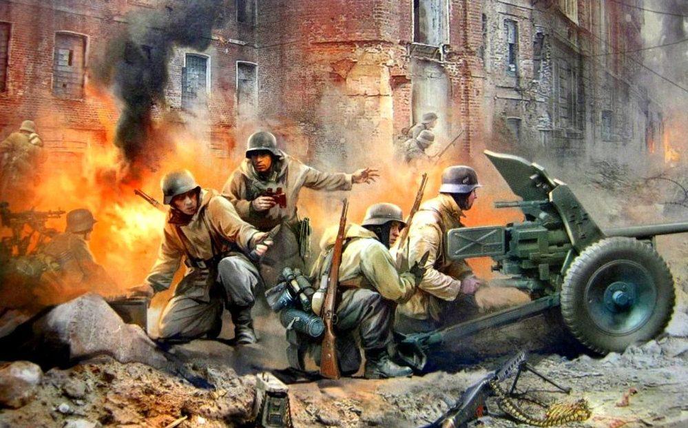 Каращук Андрей. Противотанковое орудие Pak 36.