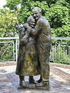 Памятник Вечной Любви.