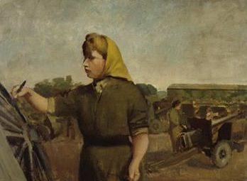 Moynihan Rodrigo. Женская сухопутная армия.