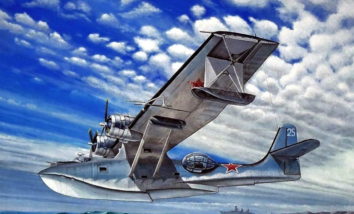 Коновалов Сергей. Летающая лодка PBN-1 Nomad.