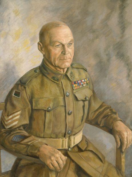 Abbott Harold. Сержант Arthur Carson.