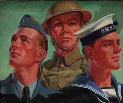Mackinlay. Резервная армия.