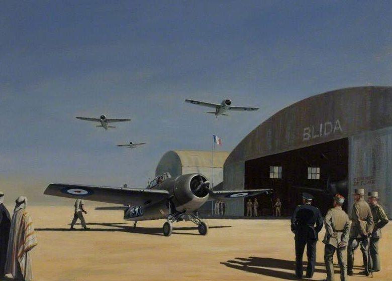Withams Brian. Авиационная база.