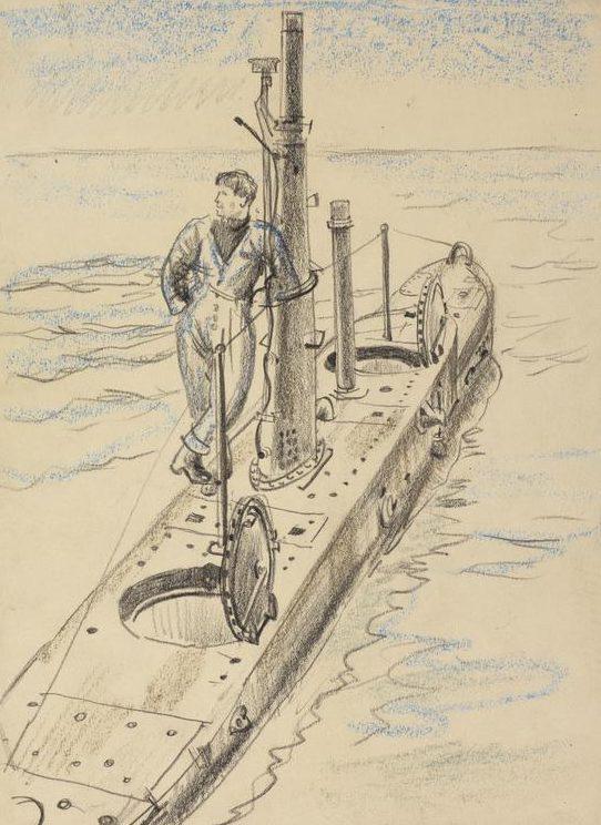 Bone Stephen. Малые подводные лодки.