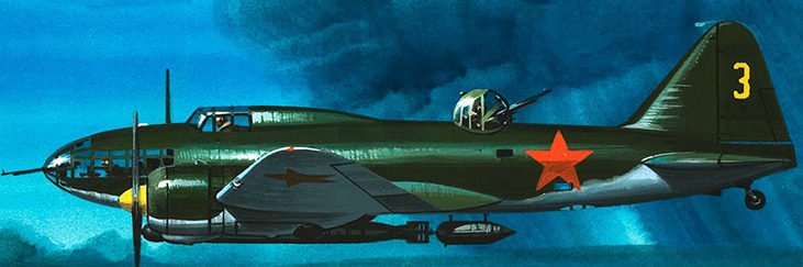 Hardy Wilf. Штурмовик Ил-2.