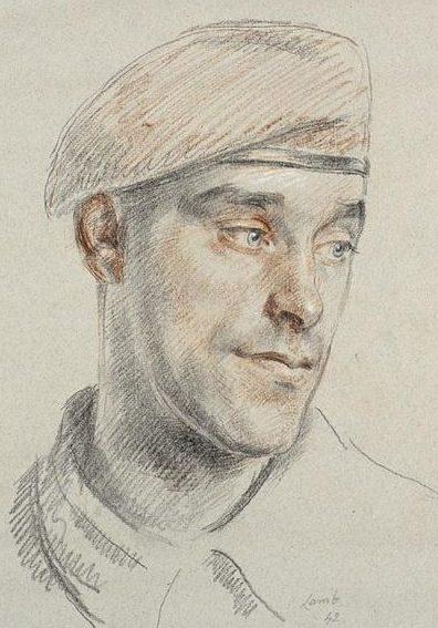 Lamb Henry. Ефрейтор Brindley.