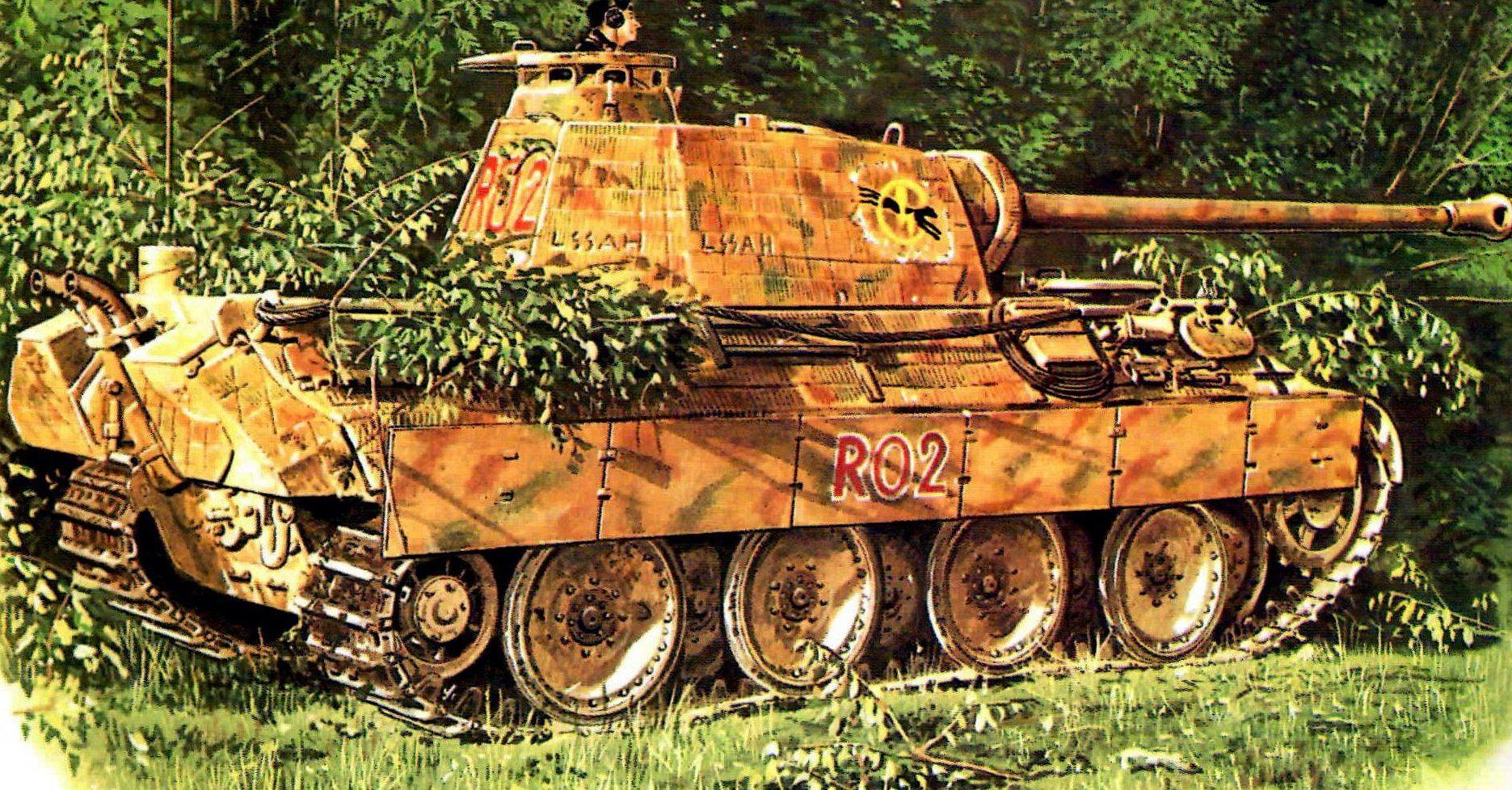 Smith David. Танк Panzer IV Ausf. B.