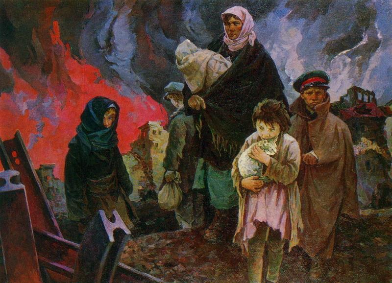 Гугель Адольф. Дети войны.