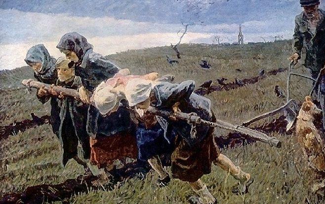 Ткачев А., Ткачёв С. Горький хлеб Победы (Русское поле).