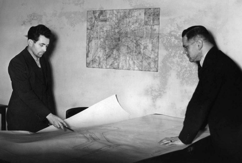 Эльзер дает показания в гестапо.