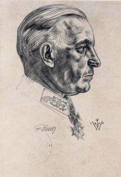 Willrich Wolfgang. Фельдмаршал Ernst Busch.