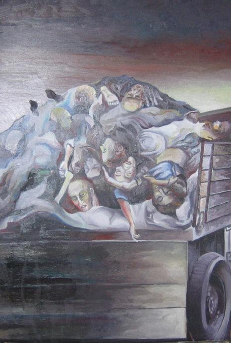 Клейнер Илья. Жертвы холокоста.
