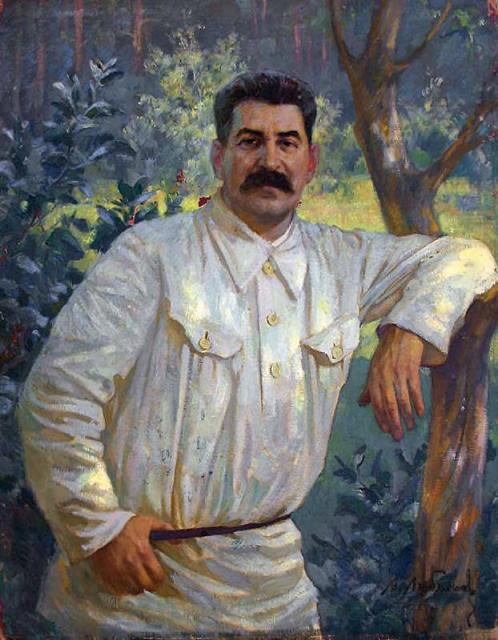 Любимов Валентин. Сталин.