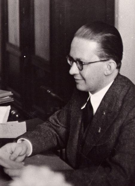 Дипломат Эрих Кордт.