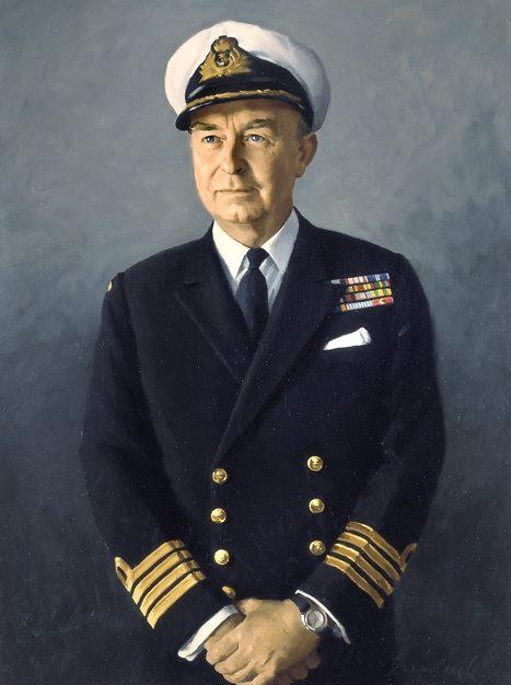 Bramleigh Rex. Капитан Allen Dollard.