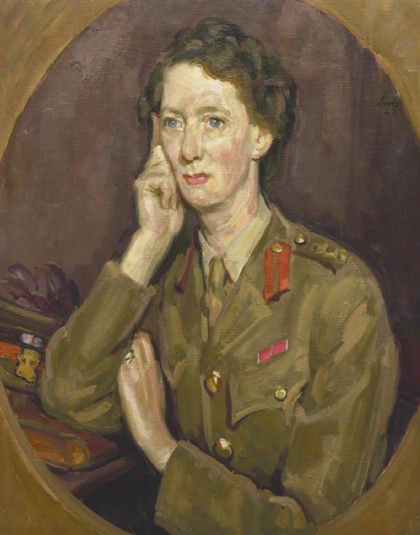 Lamb Henry. Военнослужащая Christian Helen Frasertytler.
