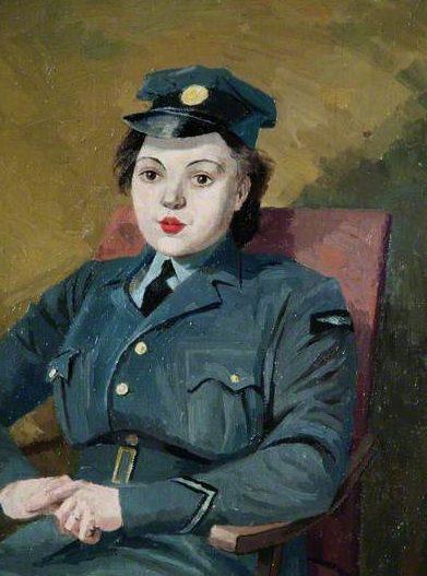 Dunbar Evelyn. Женщины в ПВО.