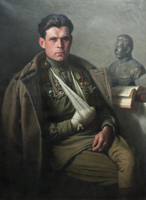 Лактионов Александр. Защитник Родины.