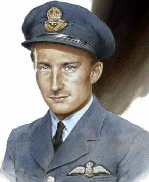 Nutkins Geoff. Командир эскадрильи Peter Brown.