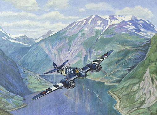 Smith Ken. Истребитель Bristol Beaufighter.