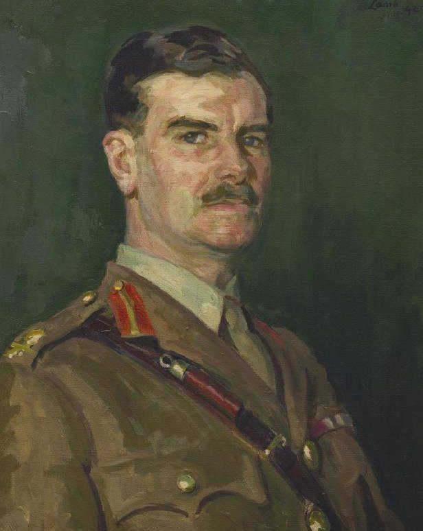 Lamb Henry. Генерал-лейтенант Nye.