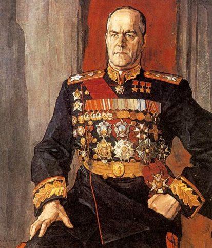 Корин Павел. Маршал Жуков Г.К.