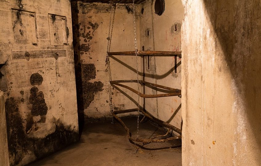 Помещения бункера «B-werkе».