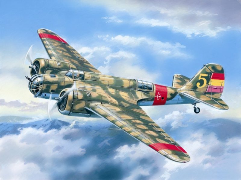 Руденко Валерий. Военные самолеты.