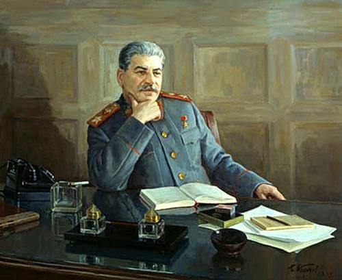 Карпов Борис. Сталин И.В.