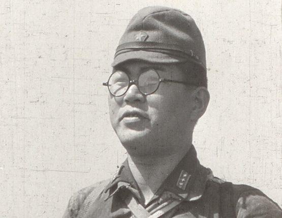 Капитан спецгруппы «Гирецу» Мичио Окуяма.